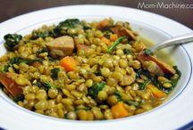 Legumes - Chilis, Stews
