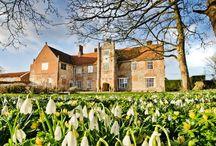 Suffolk Wedding venues