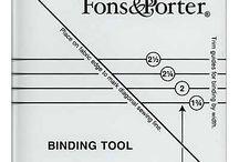 Fons&Porter Tools