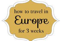 Travel & Goals!
