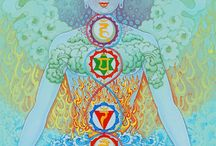 300 hour Chakra based teacher training / The board is influenced on the subjects being taught in our 300 hr Yoga Teacher Training course in India or Bali.  Its all about the subtle bodies, the chakra system and beyond.  Check out our trainings  www.feelingsoulgood.com