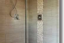 Master bath / by Bobbi Ogan