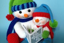 Frosty crochet patterns