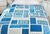 Quilts in two tone