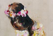 Paintings / by Kim ngan Nguyen
