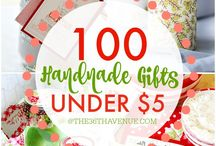 handmade gifts under 1 to 5 $