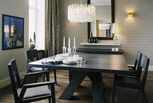 Dining room / Dining room model and ideas