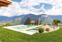 Swimming Pools & Schwimmteiche / Die schönsten Schwimmbecken und Teiche für Zuhause!