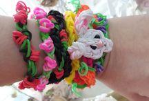 Crazy loom/Rainbow loom