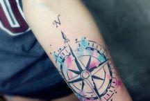 Tattoos / by Flavia L