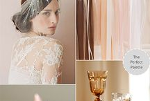 Wedding colours/ideas