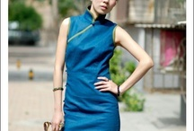 blue qipao | The 1st Qipao Onine Shop  / Buy blue qipao from The 1st Qipao Online Shop with thousands of Qipao styles to choose and Free Shipping