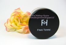 FinisTerre Mineral Makeup