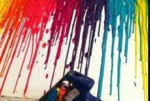 Feeling Crafty / by Arianne Greenlee