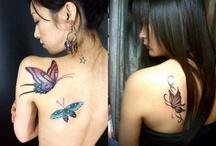 tattoos / by Mariah Morris