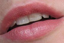 Lèvres gercees