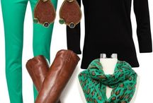 Just my style --- Fall clothes  / by Mandee Chris Heward