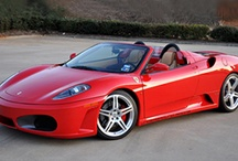 Hire A Ferrari London