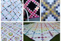 Irish Chain Quilt Patterns