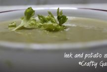 Food - soups & stews / soup & stew recipes