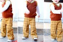 Kid Clothes / by Amy Sey