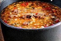 Рецепты: супы