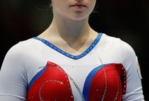 Gymnastics leotards / photo credits to Laura Pieri, Folco Donati, and many more who I can't remember!