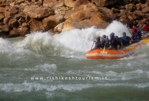 Rishikesh - Adventure Capital of the World / Rishikesh - River Rafting - White River Rafting In Rishikesh Experience the Ultimate …….….While in Rishikesh  http://www.rishikeshtourism.in/  Only few rivers in the world have the mystique of the Ganges, the living mother Goddess of the India. Rafting on its water of wisdom is certainly an unusual experience. Enjoy and explore the life time experience on a date with mother Ganges. Your first encounter will be the beginning of the addiction.