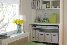 Craft Room Update / by Brooke Todd