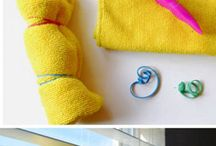 easy DIYS for cleaning your house