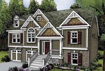 House Designs and Floor Plans / by Rebecca Edwards