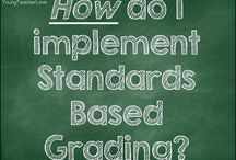 Standards Based Teaching / by Erin Ludy Logan