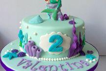 Decoracion Cumpleaños Sirenita