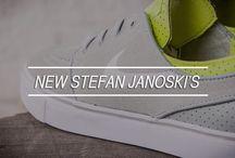 Nike Stefan Janoski / De Stefan Janoski collectie van Alta-Moda