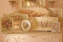 { i heart Shabby Chic }   /  I love to decorate Shabby Chic... / by Annette Kessler