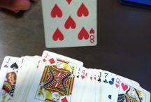 Card tricks / by Aleesha Alverson