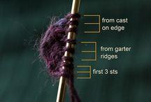 yarn crafts / by Sheryl Wagenheim