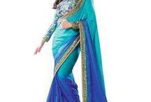 Shimmer Sarees! / Check out the dazzling collection of Shimmer Sarees Order now - http://bit.ly/1X2cje5