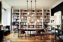 Bookshelves / by Olaimar Decor