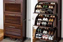 zapatos muebles