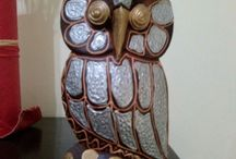 my owls private collection