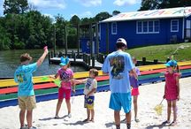 Coast360 Beach Games 2016 / Summer fun is in full swing at Tacky Jacks in Gulf Shores. Coast360 Beach Games take place each Thursday June 2 - August 4.