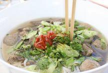 Pho / Pho: Vietnamese noodles Soup