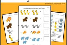 Activity games for kids / Ideas for activities for kids.