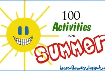 Summer activities  / by Culleen Maris