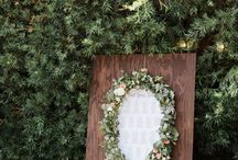WEDDING: Signs / Escort Cards / Welcome Boards