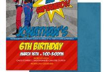 Benjamin's 6th Birthday Party