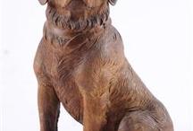 Beeldhou - honde