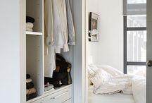 Makuuhuone / Ideoita