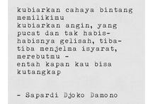 Indonesian Poetry